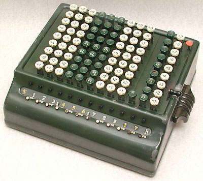 London Computator Corporation 912/S