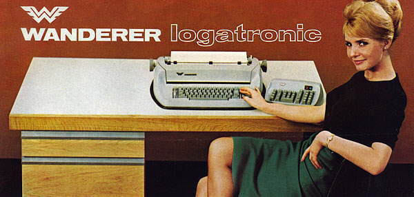 Logatronic Visible Record Computer